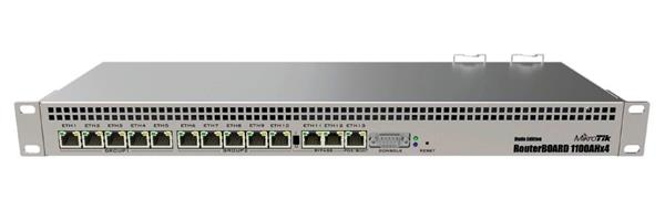 MIKROTIK • RB1100AHx4 • MikroTik RouterBOARD RB1100AHx4