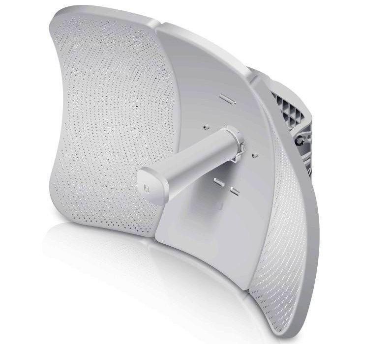 UBIQUITI • LBE-5AC-LR • 5GHz 26dBi 802 11ac outdoor jednotka