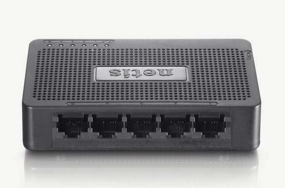Netis • ST3105S • Fast Ethernet Switch 5x10/100 Base-TX