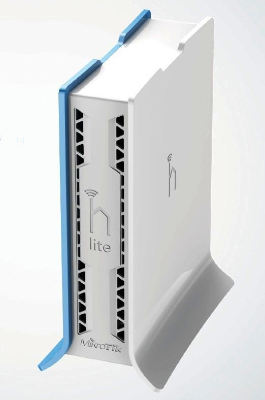 MIKROTIK • RB941-2nD-TC • 2,4GHz 802.11bgn Access Point hAP Lite (Tower Case)