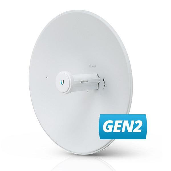 UBIQUITI • PBE-5AC-Gen2 • 5GHz 25dBi 802.11ac outdoor jednotka PowerBeam Gen2