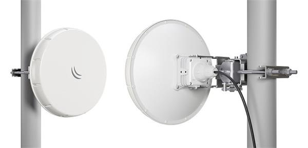 MIKROTIK • nRAYG-60adpair • 60GHz spoj Wireless Wire nRAY